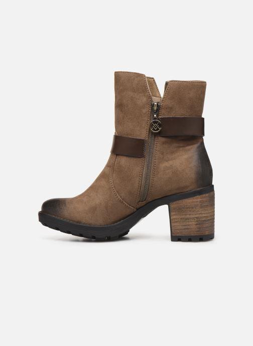 Stiefeletten & Boots Chattawak CLARISSE braun ansicht von vorne