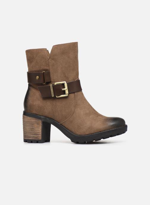 Stiefeletten & Boots Chattawak CLARISSE braun ansicht von hinten