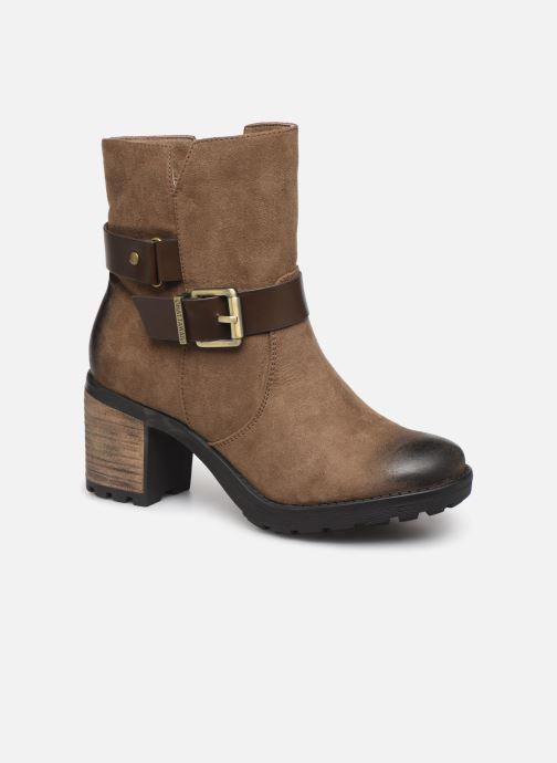 Stiefeletten & Boots Chattawak CLARISSE braun detaillierte ansicht/modell