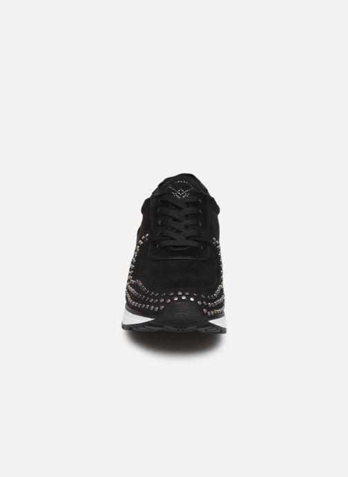 Sneaker Chattawak ENNA schwarz schuhe getragen