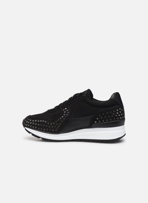 Sneaker Chattawak ENNA schwarz ansicht von vorne
