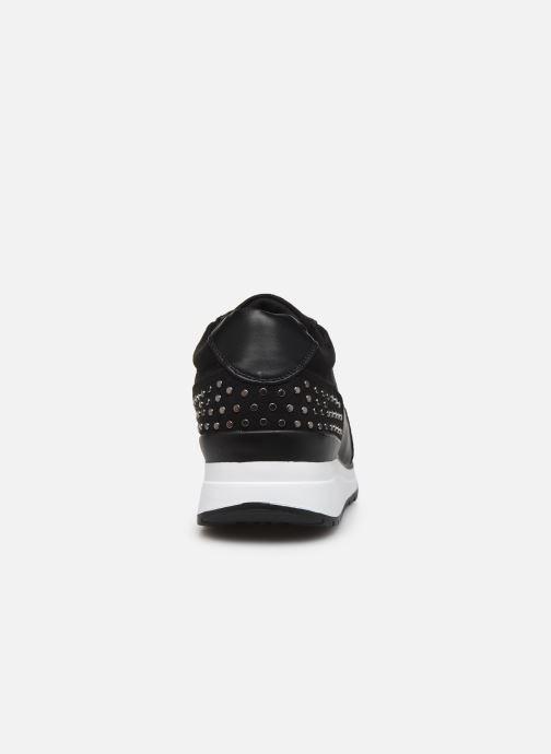 Sneaker Chattawak ENNA schwarz ansicht von rechts