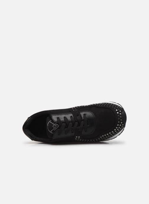 Sneaker Chattawak ENNA schwarz ansicht von links