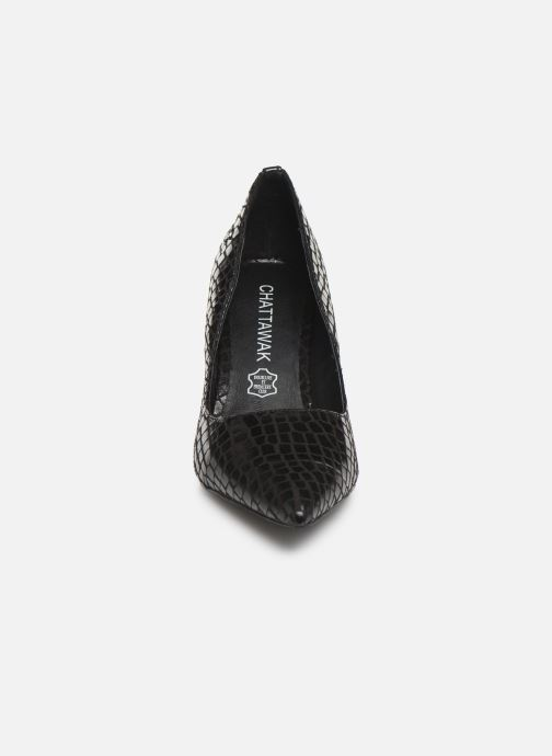 Escarpins Chattawak LOLA Noir vue portées chaussures