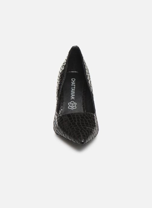 Zapatos de tacón Chattawak LOLA Negro vista del modelo