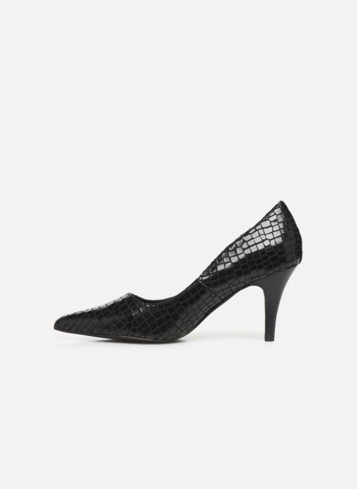 Zapatos de tacón Chattawak LOLA Negro vista de frente