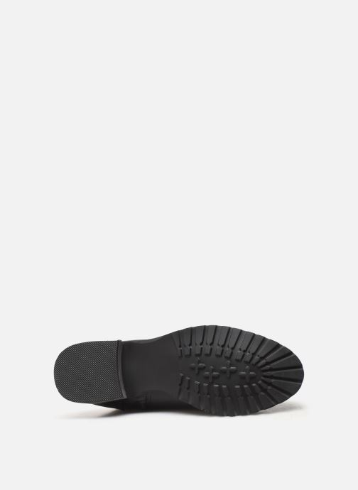 Stiefel Chattawak MORGANE schwarz ansicht von oben