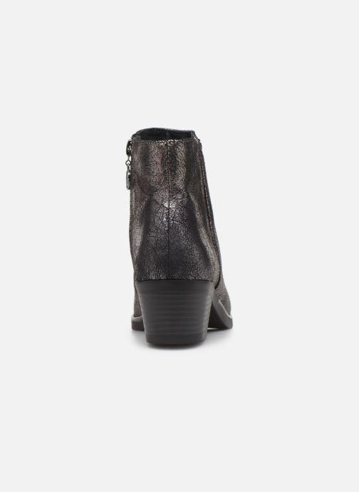 Bottines et boots Chattawak THEA Argent vue droite