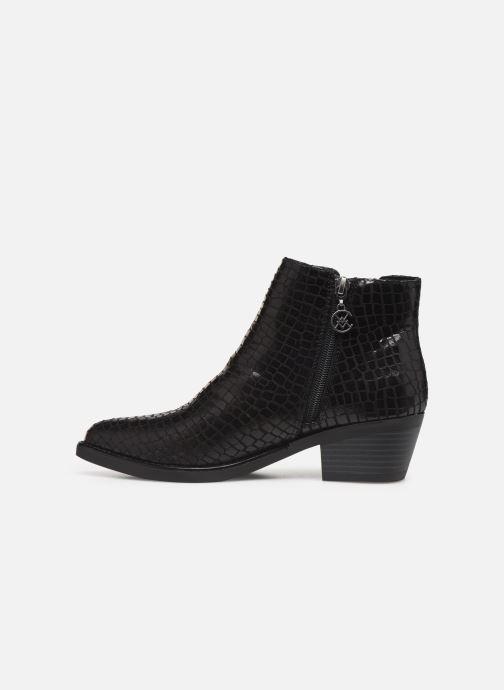 Bottines et boots Chattawak THEA Noir vue face