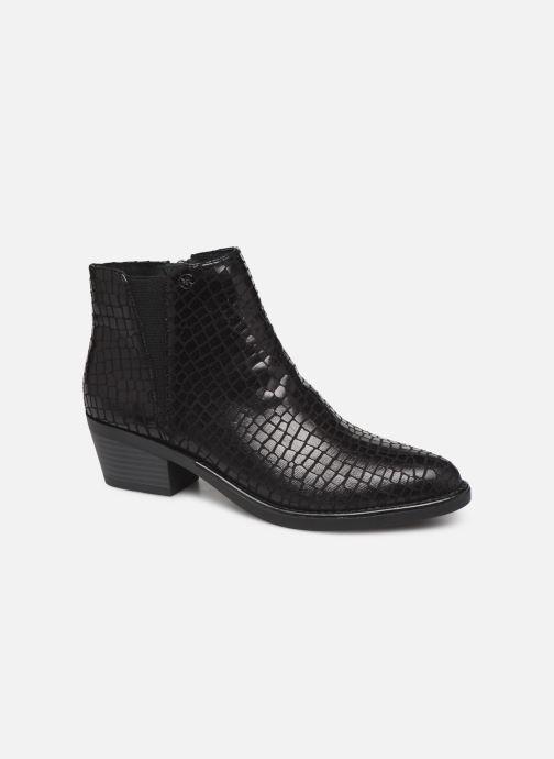 Bottines et boots Chattawak THEA Noir vue détail/paire