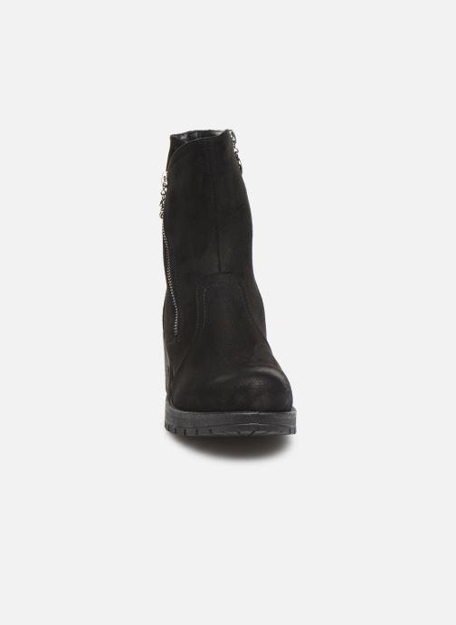 Boots en enkellaarsjes Chattawak TILDA Zwart model