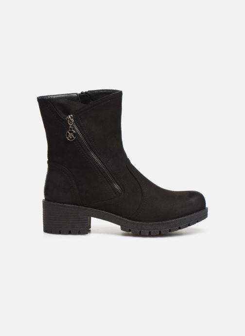 Boots en enkellaarsjes Chattawak TILDA Zwart achterkant