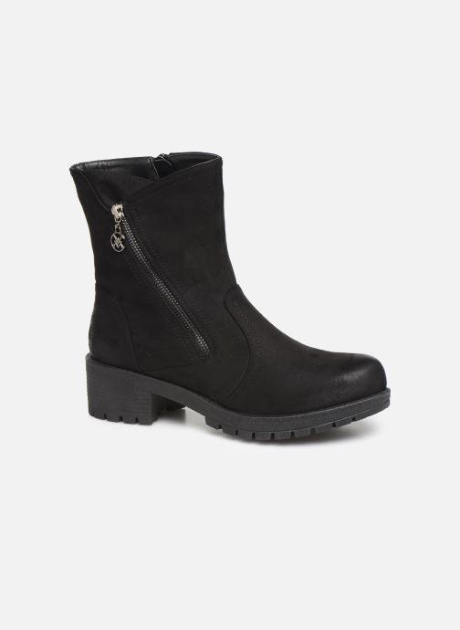 Boots en enkellaarsjes Chattawak TILDA Zwart detail
