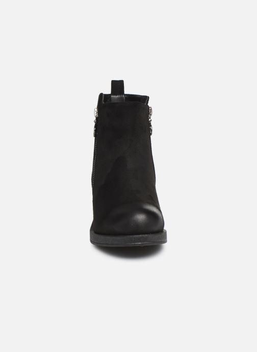 Bottines et boots Chattawak VAMP Noir vue portées chaussures