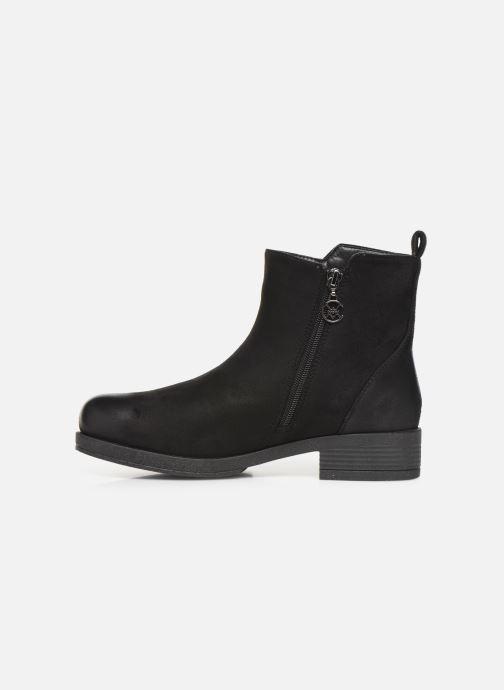 Bottines et boots Chattawak VAMP Noir vue face