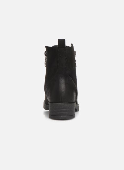 Bottines et boots Chattawak VAMP Noir vue droite