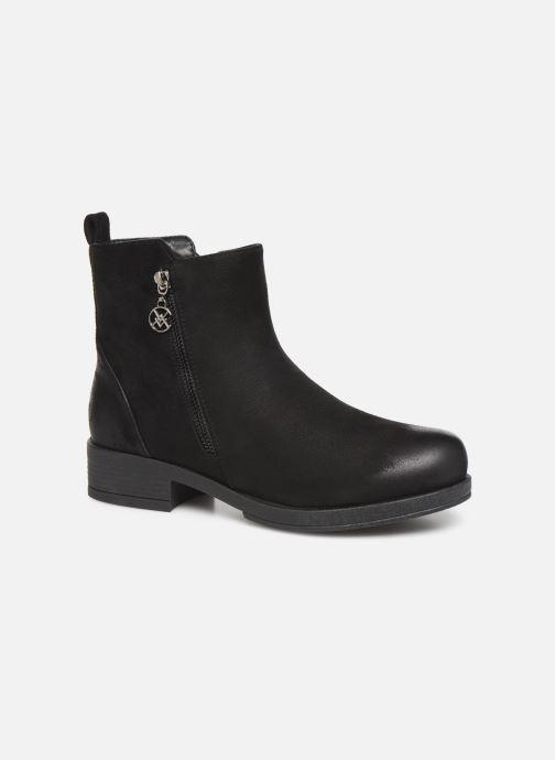 Bottines et boots Chattawak VAMP Noir vue détail/paire
