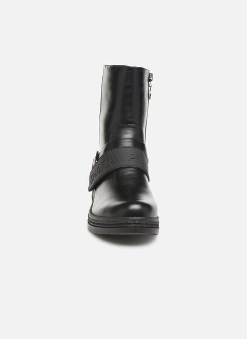 Bottines et boots Chattawak VERONIQUE Noir vue portées chaussures