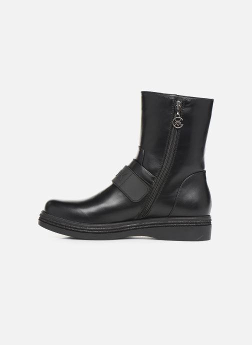 Bottines et boots Chattawak VERONIQUE Noir vue face