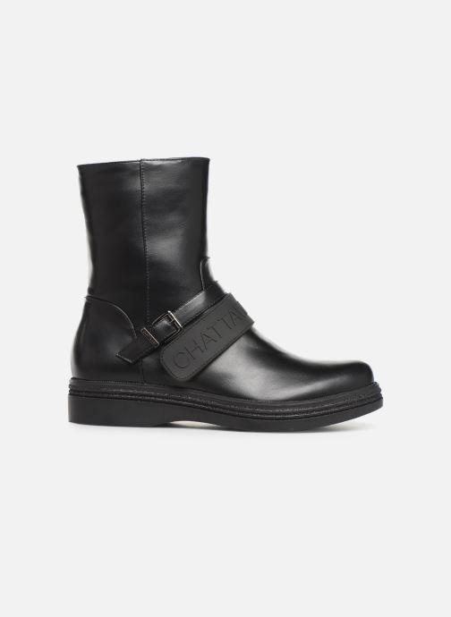 Bottines et boots Chattawak VERONIQUE Noir vue derrière