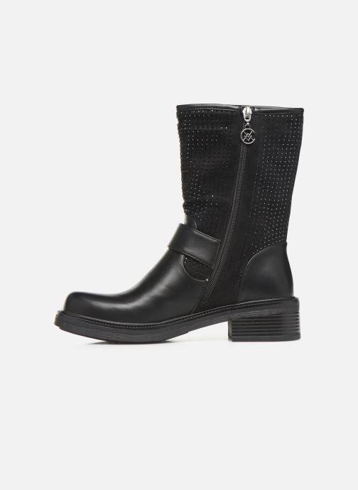 Bottines et boots Chattawak VICTORIA Noir vue face