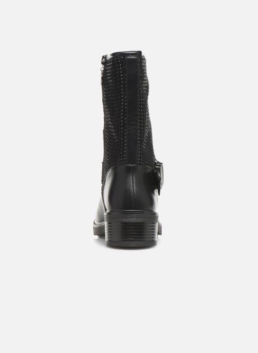 Bottines et boots Chattawak VICTORIA Noir vue droite
