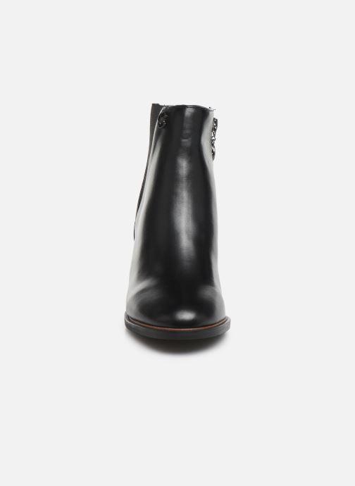 Bottines et boots Chattawak WENDY Noir vue portées chaussures