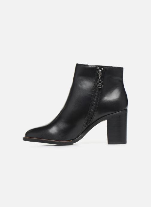 Bottines et boots Chattawak WENDY Noir vue face