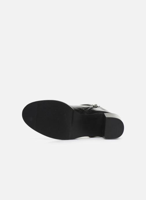 Bottines et boots Chattawak WENDY Noir vue haut