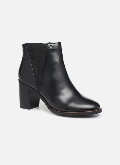 Bottines et boots Chattawak WENDY Noir vue détail/paire