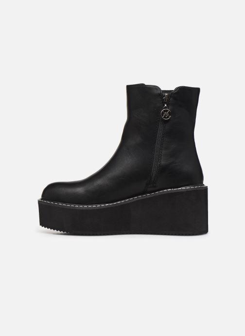 Bottines et boots Chattawak YUKO Noir vue face