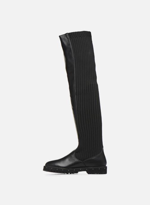 Støvler & gummistøvler Chattawak TRIESTE Sort se forfra