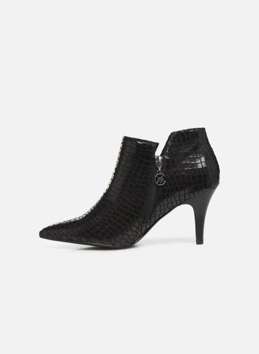 Bottines et boots Chattawak BEATRICE Noir vue face