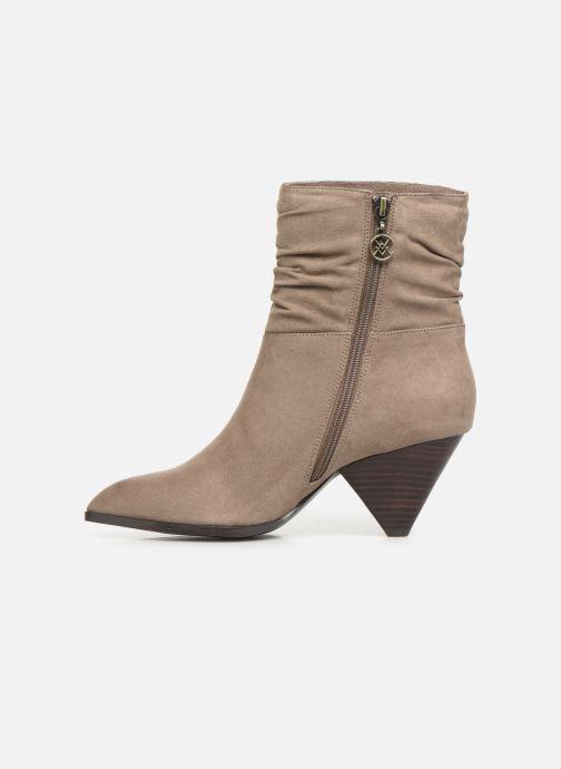 Stiefeletten & Boots Chattawak SIBYLE grau ansicht von vorne
