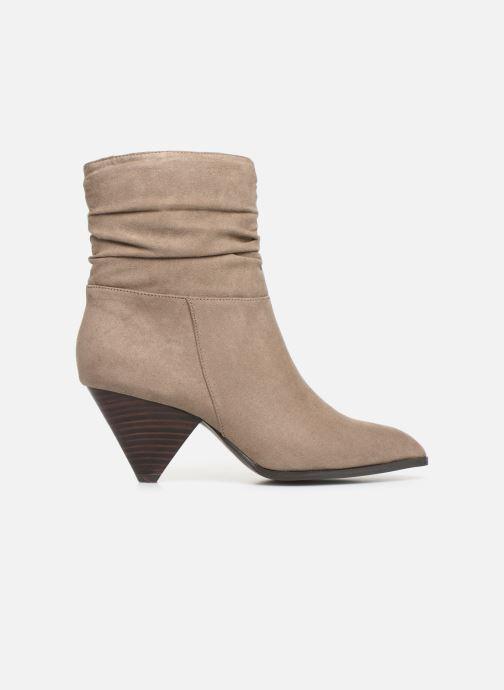 Stiefeletten & Boots Chattawak SIBYLE grau ansicht von hinten