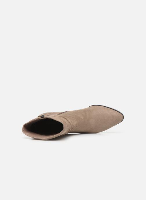 Stiefeletten & Boots Chattawak SIBYLE grau ansicht von links