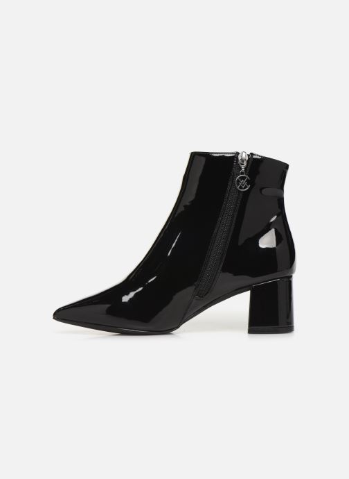 Bottines et boots Chattawak SABINE 2 Noir vue face