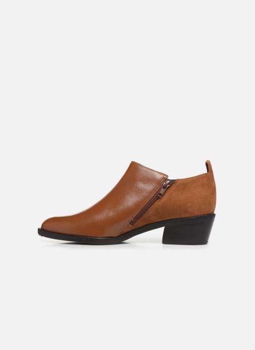 Stiefeletten & Boots Nat & Nin TRINITI braun ansicht von vorne