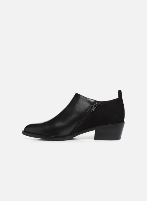 Bottines et boots Nat & Nin TRINITI Noir vue face