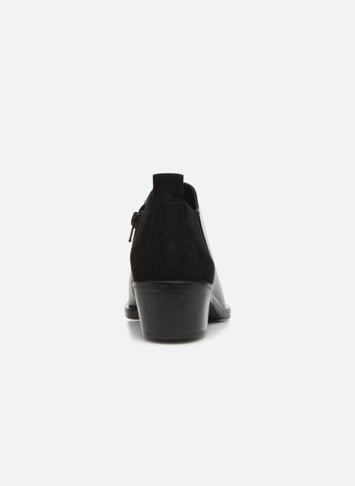 Bottines et boots Nat & Nin TRINITI Noir vue droite