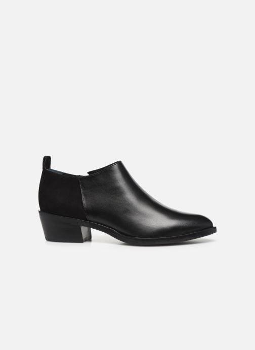 Bottines et boots Nat & Nin TRINITI Noir vue derrière