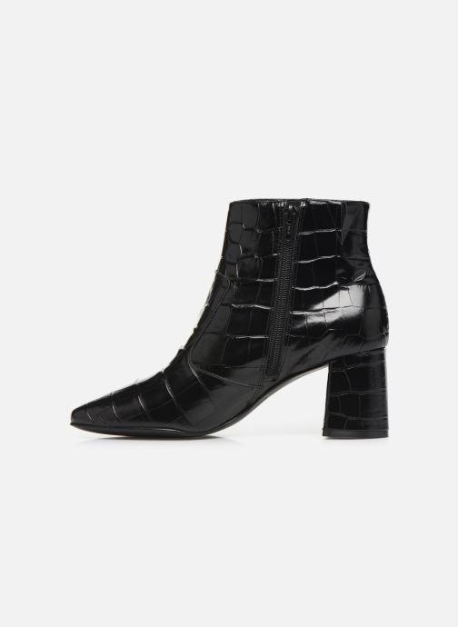 Bottines et boots Nat & Nin RIVER Noir vue face