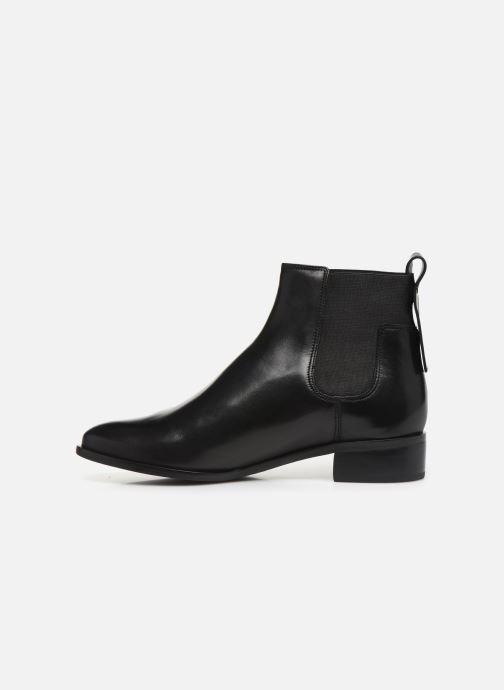 Boots en enkellaarsjes Nat & Nin HUDSON Zwart voorkant