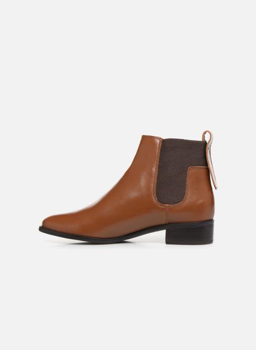 Stiefeletten & Boots Nat & Nin HUDSON braun ansicht von vorne