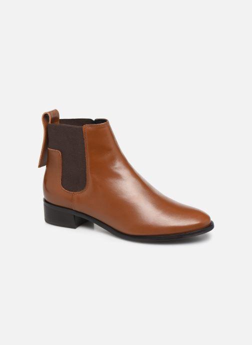 Stiefeletten & Boots Nat & Nin HUDSON braun detaillierte ansicht/modell