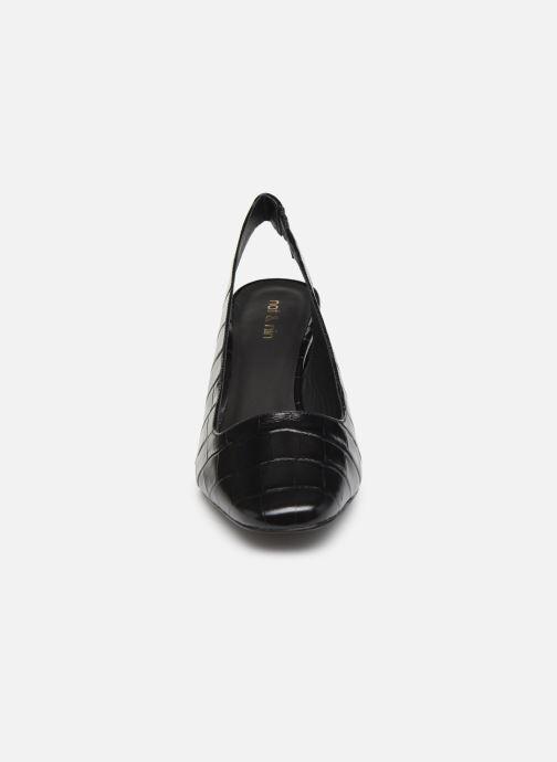 Escarpins Nat & Nin PEARL Noir vue portées chaussures