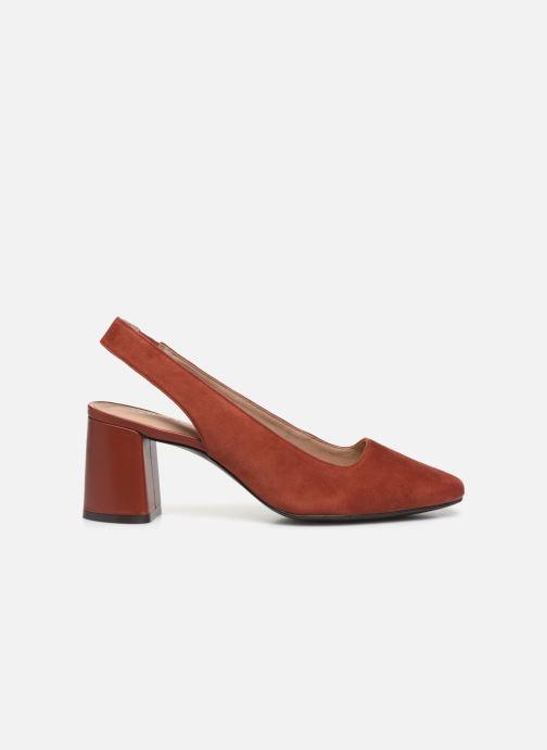 Zapatos de tacón Nat & Nin PEARL Naranja vistra trasera