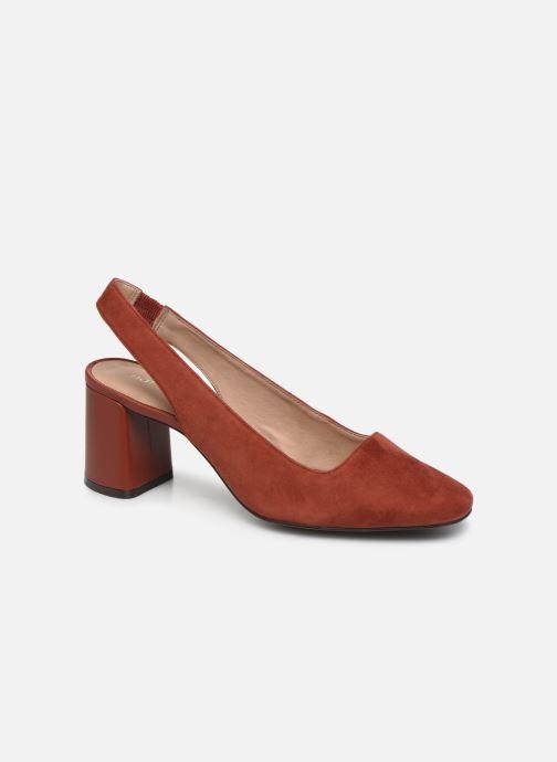 Zapatos de tacón Nat & Nin PEARL Naranja vista de detalle / par