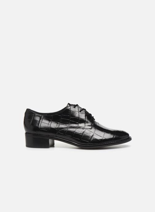 Zapatos con cordones Nat & Nin MYAKA Negro vistra trasera