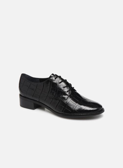 Zapatos con cordones Nat & Nin MYAKA Negro vista de detalle / par